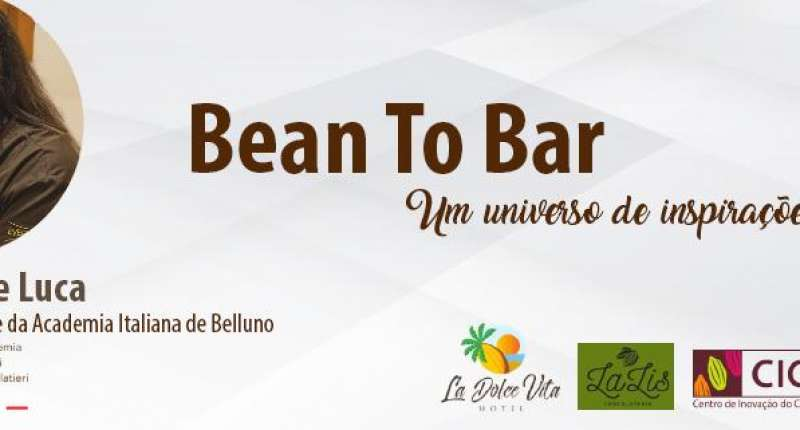 "Curso ""Bean to Bar – Um universo..."